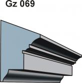 Gzymsy Gz 069