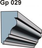 Gzymsy \ listwy podparapetowe Gp 029