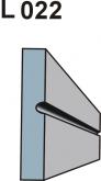 opaska okienno drzwiowa L022