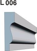 opaska okienno podparapetowa L006