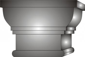 Głowica pilastra 2