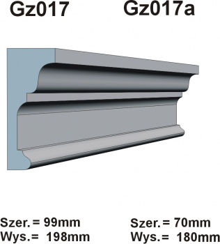 Gzyms Gz 017 Gz017a