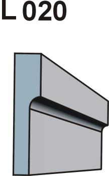 opaska okienno drzwiowa L020