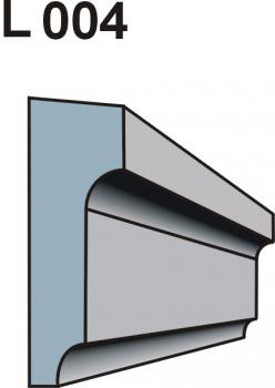 opaska okienno podparapetowa L004
